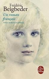Un roman français. Ein französischer Roman, französische Ausgabe