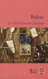 Le chef-d' oeuvre inconnu. Das unbekannte Meisterwerk, französische Ausgabe. La lecon de violon