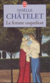 La Femme coquelicot. Die Klatschmohnfrau, französische Ausgabe