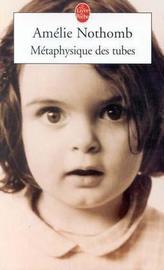 Metaphysique des tubes. Metaphysik der Röhren, französische Ausgabe