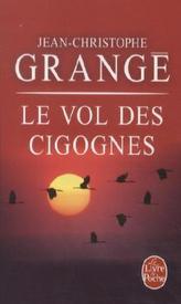 Le vol des cigognes. Der Flug der Störche, französische Ausgabe