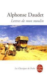 Lettres de mon moulin. Briefe aus meiner Mühle, französische Ausgabe