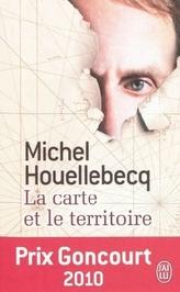 La carte et le territoire. Karte und Gebiet, französische Ausgabe