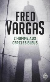 L' Homme aux cercles bleus. Es geht noch ein Zug von der Gare du Nord, französische Ausgabe