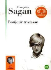 Bonjour Tristesse, französische Ausgabe, 3 Audio-CDs