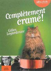 Complètement cramé, 1 MP3-CD. Monsieur Blake und der Zauber der Liebe, 1 MP3-CD, französische Ausgabe