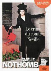 Le crime du comte Neville, 2 Audio-CDs