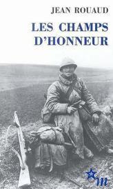 Les champs d'honneur. Die Felder der Ehre, französische Ausgabe