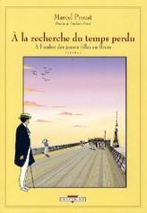 Marcel Proust, À la recherche du temps perdu - A l' ombre des jeunes filles en fleurs, Pt.1. Im Schatten junger Mädchenblüte, fr