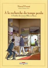 Marcel Proust, À la recherche du temps perdu - A l' ombre des jeunes filles en fleurs, Pt.2. Im Schatten junger Mädchenblüte, Tl