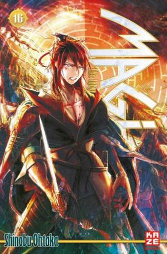 Magi The Labyrinth Of Magic Bd 16