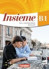 Kurs- und Arbeitsbuch B1, m. Audio-CD