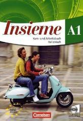 Kurs- und Arbeitsbuch A1, m. 2 Audio-CDs u. Sprachtrainer