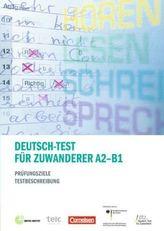 Deutsch-Test für Zuwanderer - A2-B1