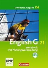 10. Schuljahr, Workbook mit Prüfungsvorbereitung, m. CD-Extra, Erweiterte Ausgabe