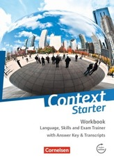 Workbook with Answer Key & Transcripts