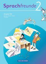 2. Schuljahr, Sprachbuch