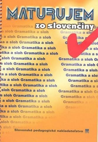Maturujem zo slovenčiny
