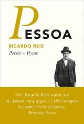 Ricardo Reis, Poesie. Ricardo Reis, Poesia