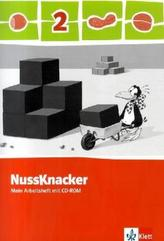 2. Schuljahr, Mein Arbeitsheft, m. CD-ROM (auch für Rheinland-Pfalz und Saarland)