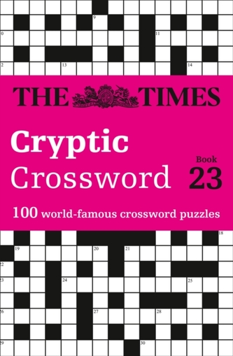 The Times Cryptic Crossword Book 23 - The Times Mind Games