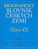 Biografický slovník českých zemí Čern-Čž