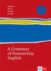 A Grammar of Present-Day English