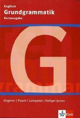English Grundgrammatik Kurzausgabe, Lehrbuch