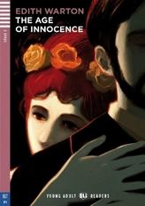 The Age of Innocence, w. Audio-CD