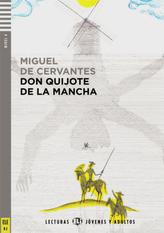 Don Quixote de la Mancha, m. Audio-CD