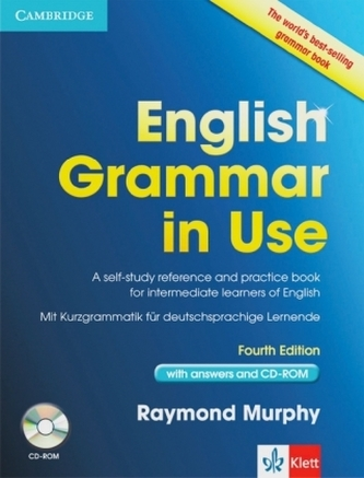 English Grammar in Use, w. pullout grammar + CD-ROM (Fourth Edition, Klett Edition) - Murphy, Raymond