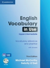 Vocabulary reference and practice with answers, w. CD-ROM.