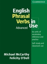 English Phrasal Verbs in Use, Advanced
