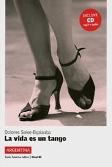 La vida es un tango, m. Audio-CD