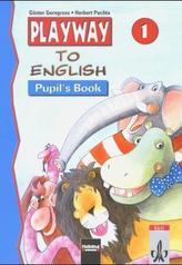 Pupil's Book, 1. Schuljahr