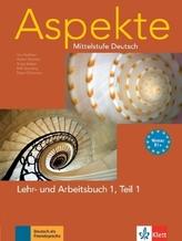 Lehr- und Arbeitsbuch, m. Audio-CD. Tl.1