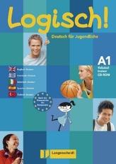 Vokabeltrainer, CD-ROM (Englisch - Griechisch - Italienisch - Spanisch - Türkisch)