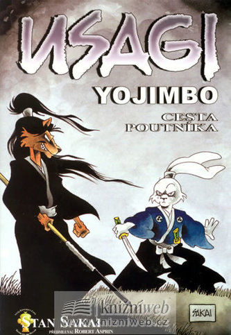 Usagi Yojimbo Cesta poutníka