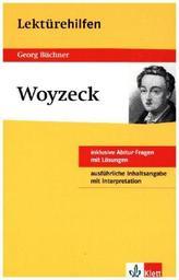 Lektürehilfen Georg Büchner 'Woyzeck'