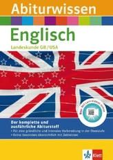 Abiturwissen Englisch, Landeskunde GB / USA