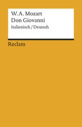 Don Giovanni, Italienisch-Deutsch