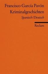 Kriminalgeschichten, Spanisch/Deutsch