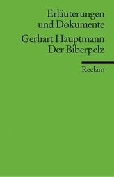 Gerhart Hauptmann 'Der Biberpelz'