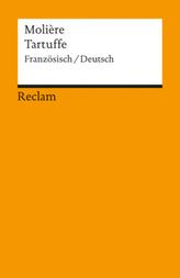 Der Tartuffe, Französisch/Deutsch