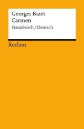 Carmen, Textbuch Französisch / Deutsch