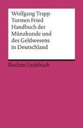 Handbuch der Münzkunde und des Geldwesens in Deutschland
