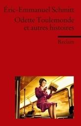 Odette Toulemonde et autres histoires. Odette Toulemonde und andere Geschichten, französische Ausgabe