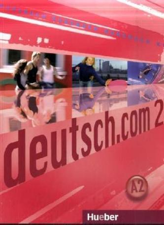 Deutsch.com 2 (Kursbuch) - Náhled učebnice