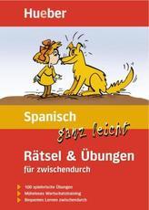 Spanisch ganz leicht, Rätsel und Übungen