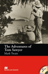 The Adventures of Tom Sawyer, w. Audio-CD